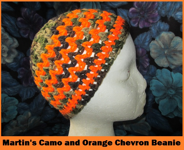 1-martins-camo-and-orange-chevron-beanie